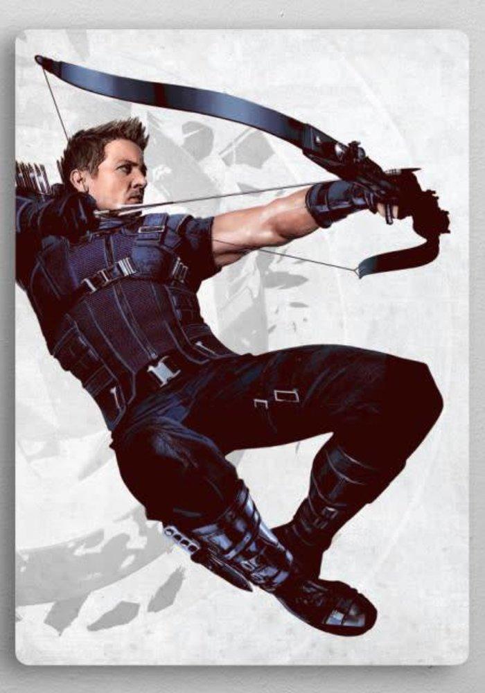 Hawkeye  | Civil War United We Stand