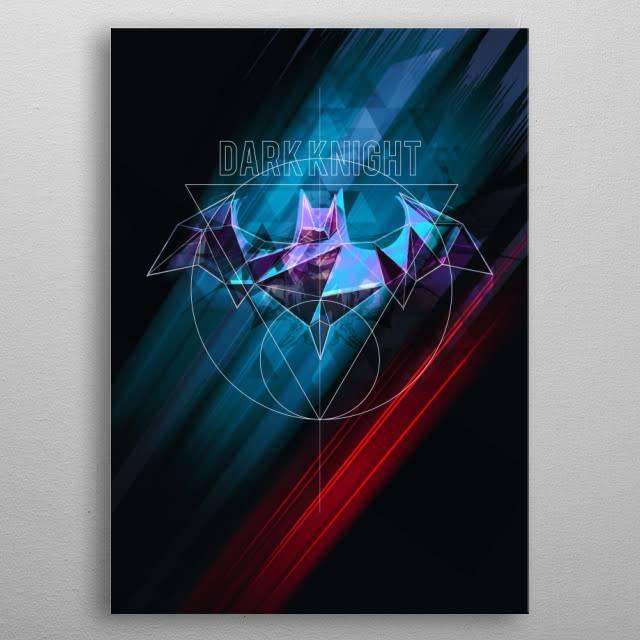 Marvel Dark knight - Gotham protectors - Displate