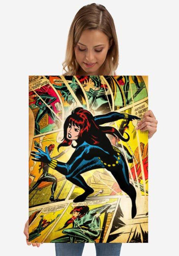 Black widow   Marvel silver age