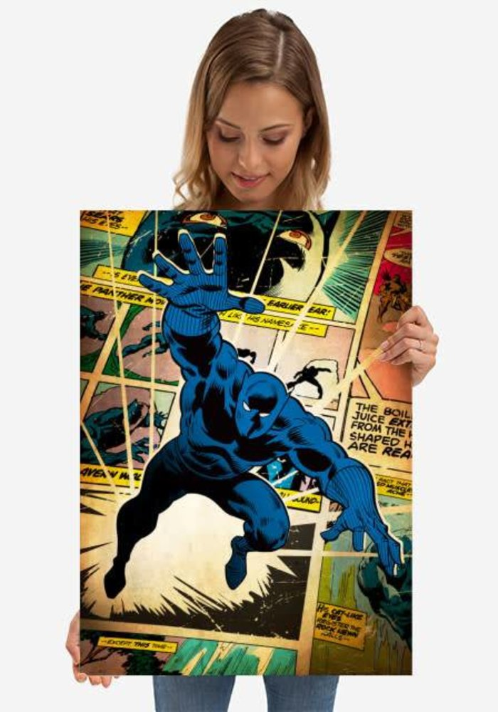 Copy of Black Panther  | Marvel silver age