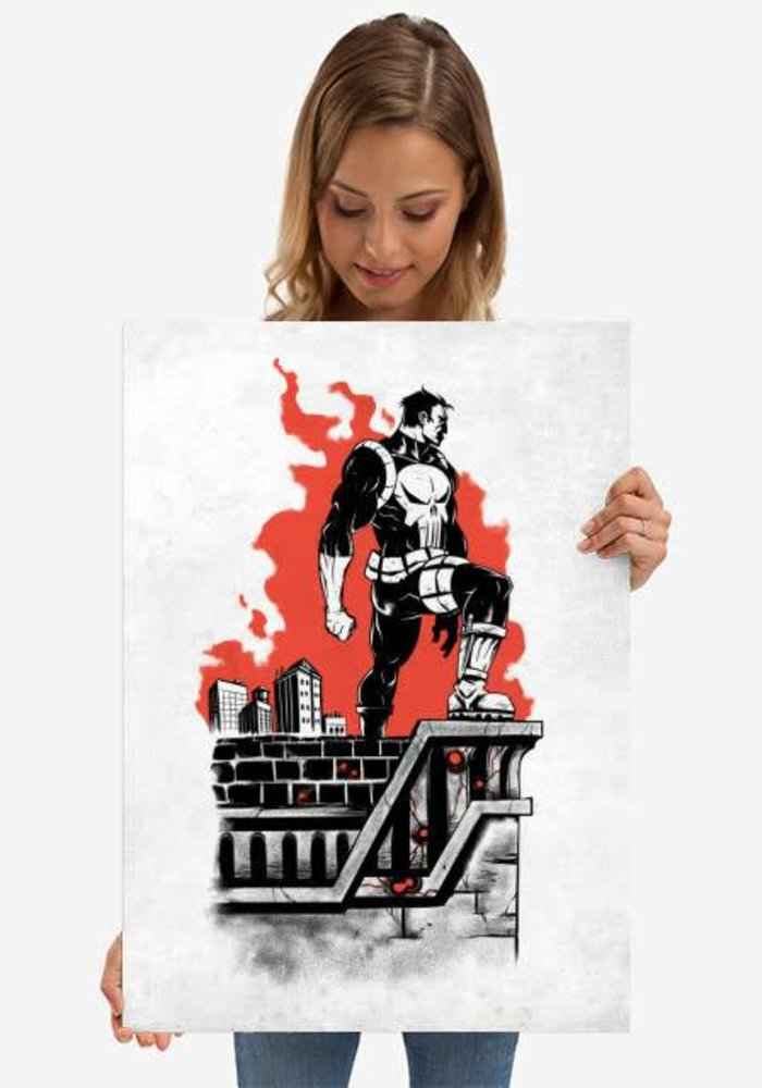 Trooper First Numbered Print |  The Defenders