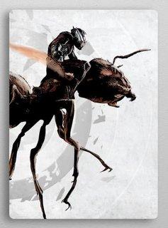 Displate Ant-Man - Civil War United We Stand - Displate
