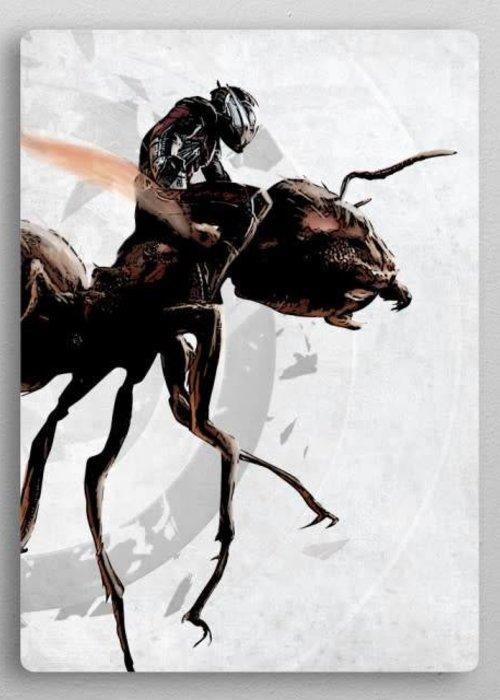 Displate Ant-Man   Civil War United We Stand   Displate