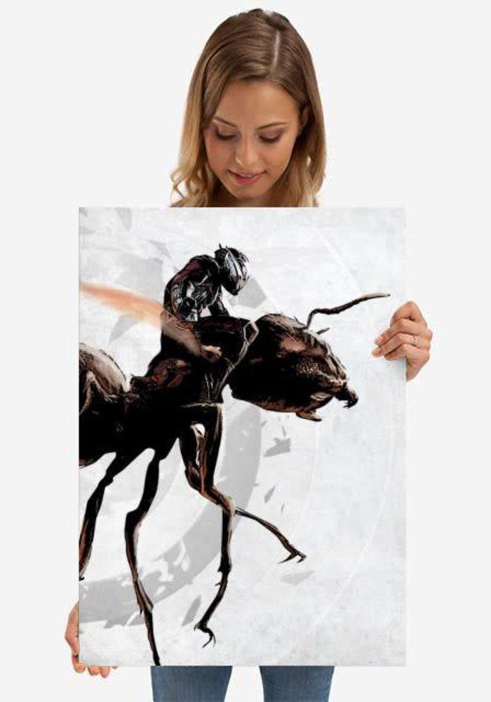 Ant-Man  |  Civil War United We Stand