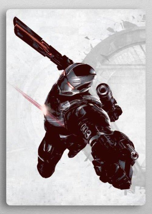 Marvel War Machine  | Civil War United We Stand