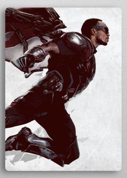 Marvel Falcon  | Civil War United We Stand