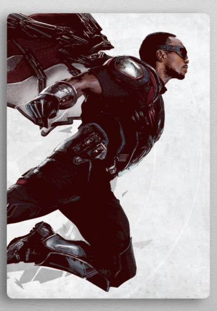 Falcon  | Civil War United We Stand