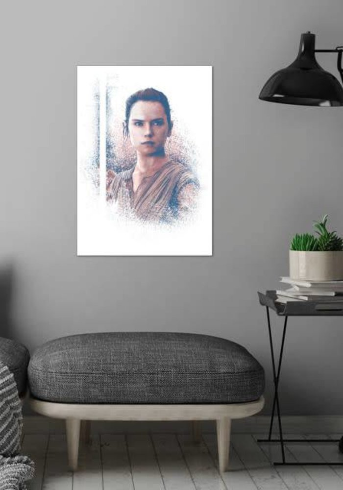 Rey    Star Wars Guiding Force