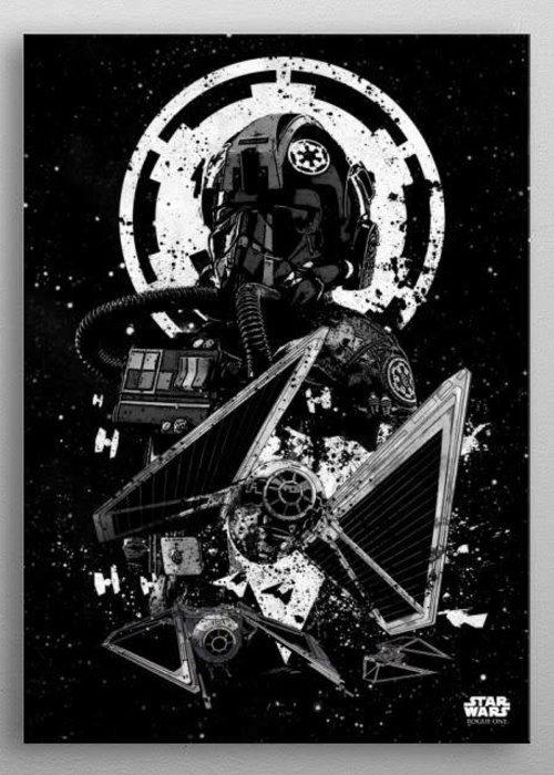Star Wars Tie Striker  | Star Wars Pilots