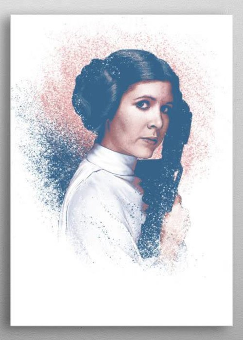 Star Wars Leia  | Star Wars Guiding Force