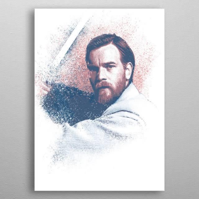Star Wars Obi Wan Kenobi - Star Wars Guiding Force - Displate