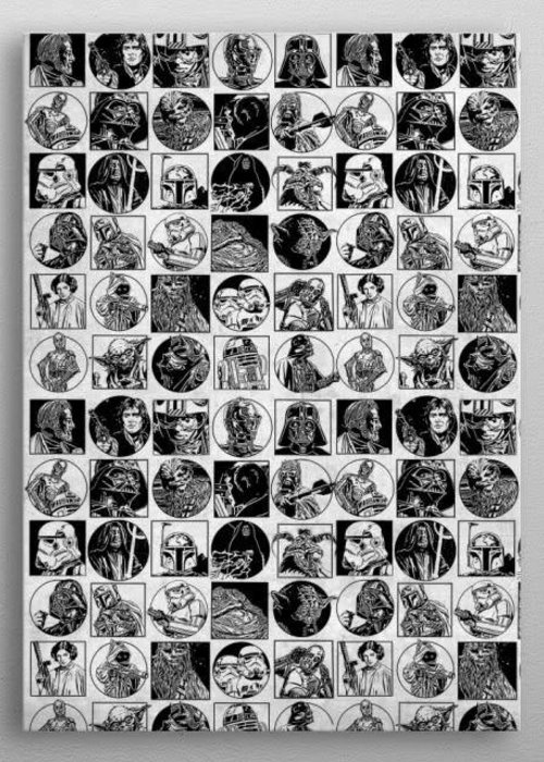 Star Wars Heroes and Villains  | Star Wars Blueprints