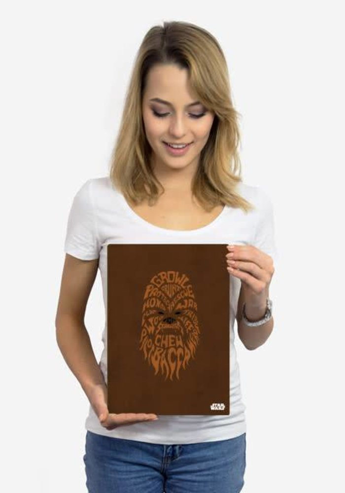 Chewbacca  | Faces Of The Galaxy