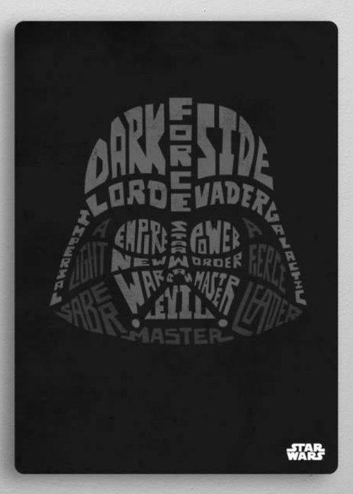 Star Wars Darth Vader  | Faces Of The Galaxy