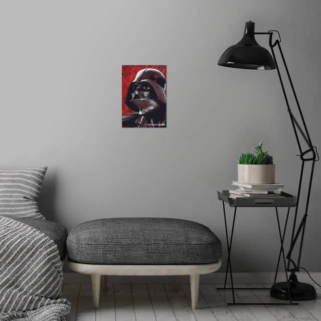 Star Wars Darth Vader - Rogue One Wanted- Displate
