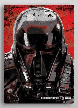 Star Wars Death Trooper - Rogue One Wanted- Displate