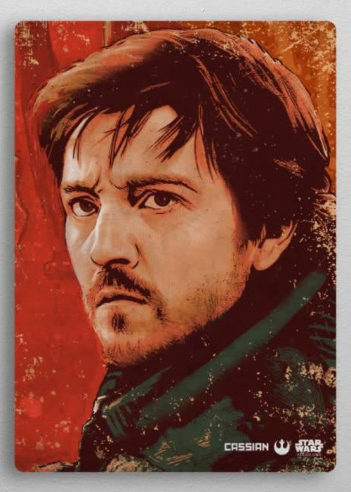 Star Wars Cassian Andor  | Rogue One Wanted