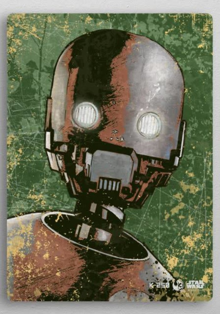K-2SO | Rogue One Wanted