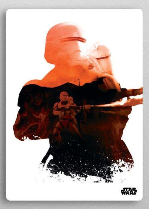 Star Wars Flame Trooper | Resistance vs First Order