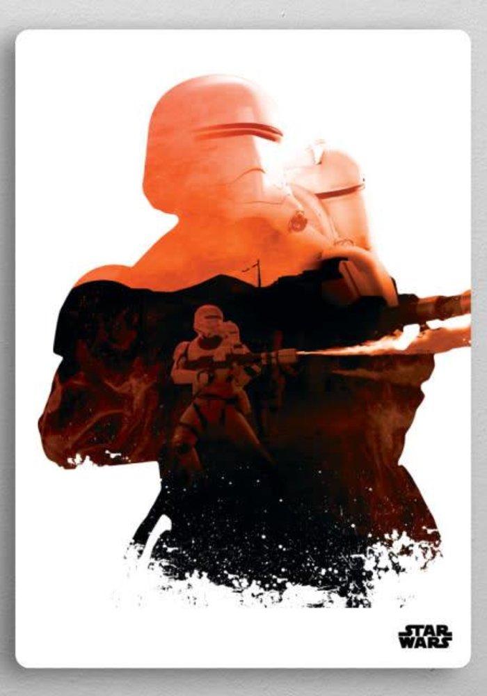 Flame Trooper | Resistance vs First Order
