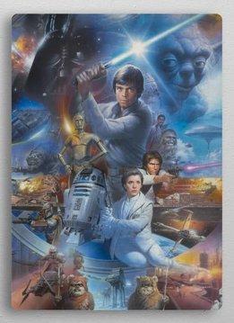 Star Wars The Force - Star Wars Epics Displate