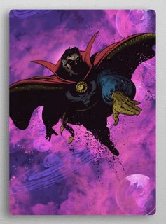 Marvel Doctor Strange - Marvel Dark Edition - Displate