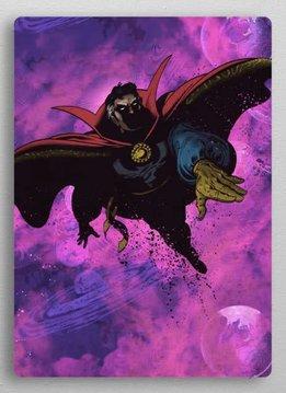 Marvel Doctor Strange - Marvel Dark Edition - Displate