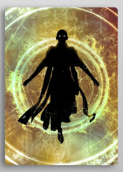 Marvel Ancient One | Doctor Strange Dark Dimension | Displate