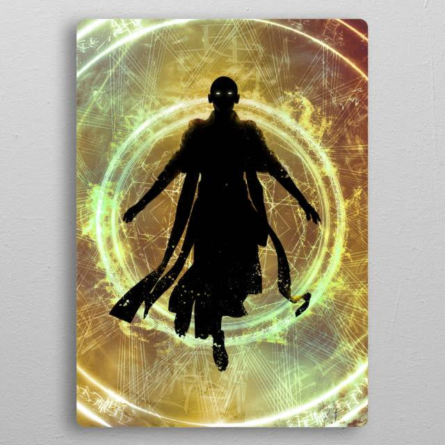 Marvel Ancient One - Doctor Strange Dark Dimension - Displate