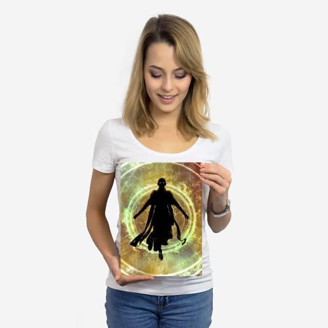 Marvel Ancient One - Doctor Strange Dark Dimension - Displate
