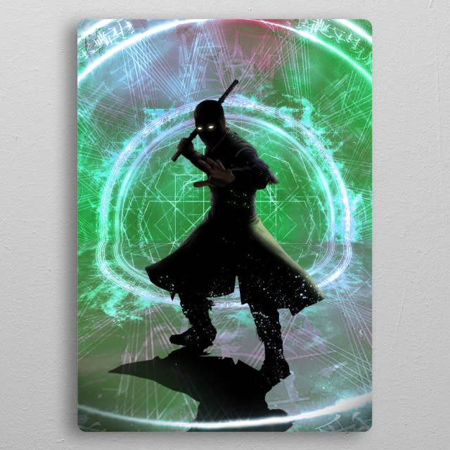 Marvel Baron Mordo - Doctor Strange Dark Dimension - Displate