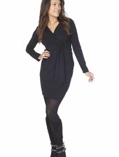 TESSA KOOPS JACKY NERO DRESS
