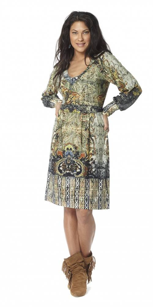 TESSA KOOPS ISA BANGALORE DRESS