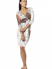 TESSA KOOPS JACKY NAVAJO DRESS