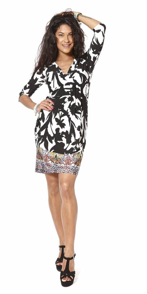 TESSA KOOPS JACKY MILANO DRESS