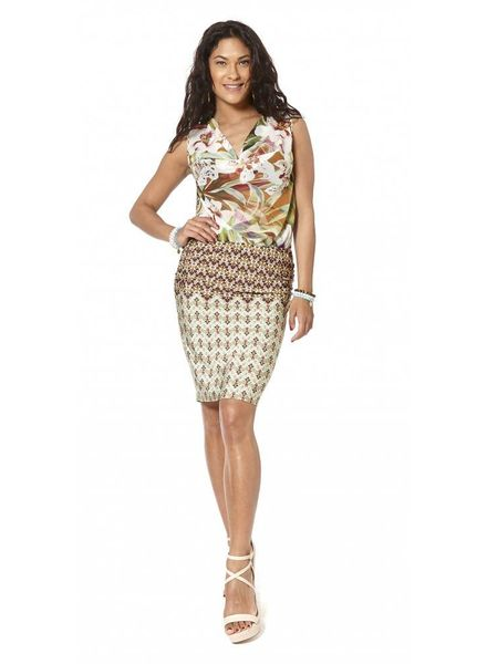 TESSA KOOPS SHAREN TIGER LILY DRESS