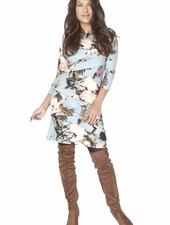 TESSA KOOPS CHANTAL AZALEA DRESS