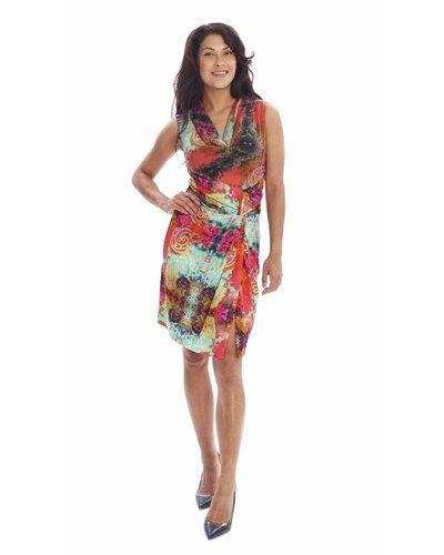4268627ea716e9 Adriana Lima Jurk van Tessa Koops Nederlands Mode Ontwerper van Elegante en  Kleurrijke Design Kleding - Webshop Tessa Koops Nederlands Mode Ontwerper  van ...
