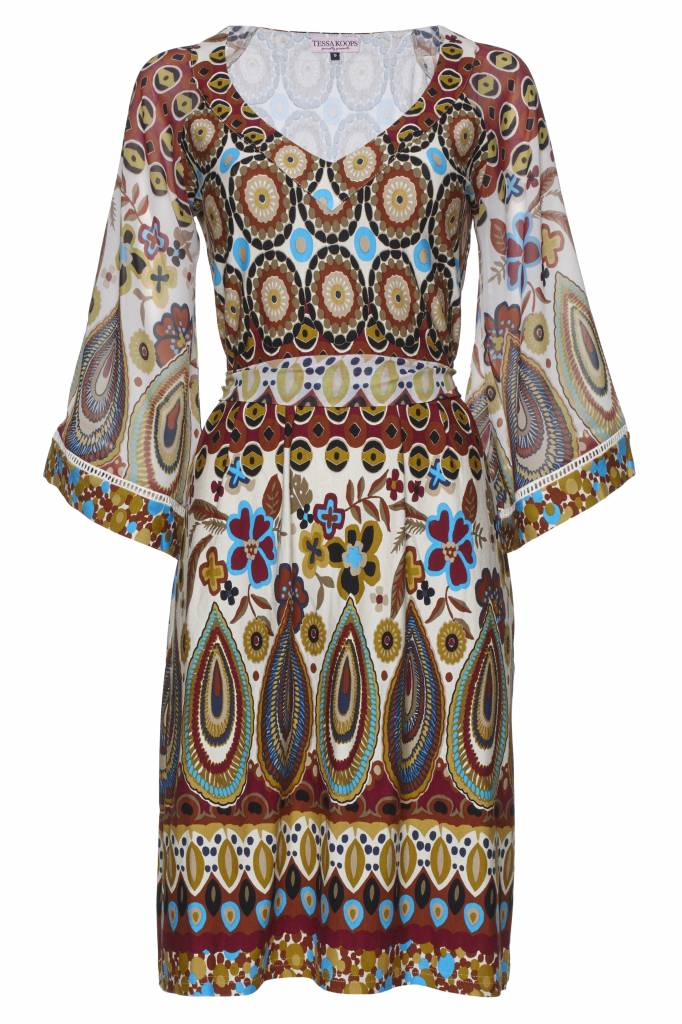 TESSA KOOPS LISA TALAIA DRESS