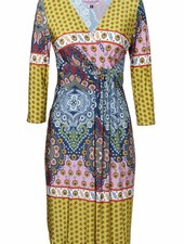 TESSA KOOPS JACKY SICILY BLUE DRESS