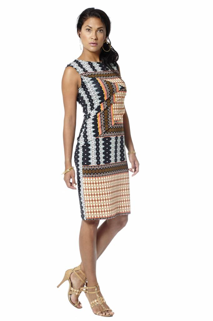 TESSA KOOPS CLAUDIA CUBA  DRESS