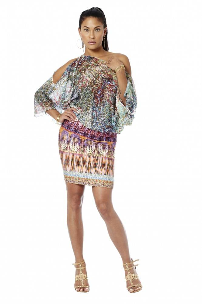 TESSA KOOPS GINA SALINAS DRESS