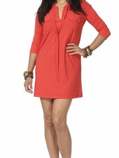 TESSA KOOPS ROXYA RED TUNIC