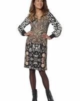 TESSA KOOPS NISA CAVALERA DRESS