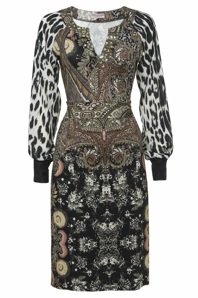TESSA KOOPS NISA CAVALERA DRESS