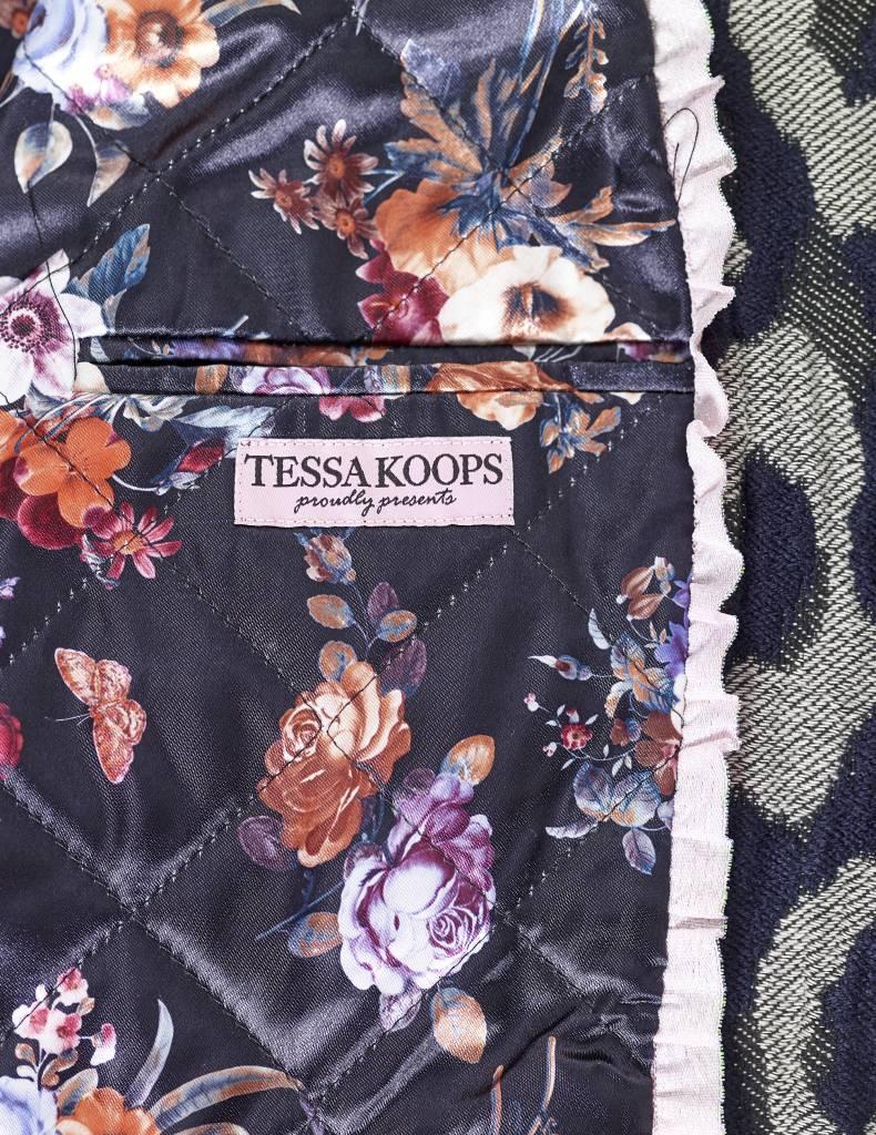 TESSA KOOPS DORIAN BLUE COAT