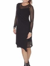 TESSA KOOPS DEMI NERO DRESS