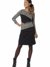 TESSA KOOPS CHANTAL PANTER KLEID