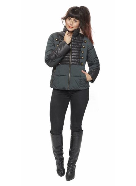 TESSA KOOPS MICHOU DARK NAVY JACKET