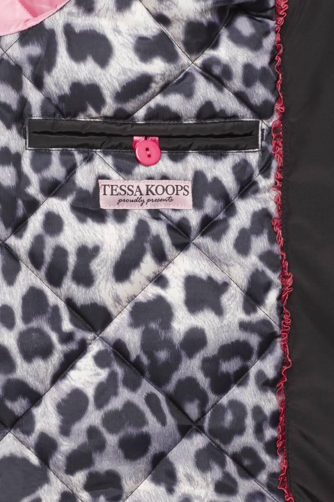 TESSA KOOPS BAMBI BOMBER BLACK JACKE